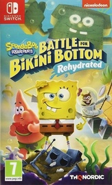 SpongeBob SquarePants: Battle for Bikini Bottom Rehydrated SWITCH