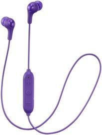 Austiņas JVC HA-FX9BT Violet, bezvadu