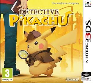 Игра Detective Pikachu 3DS