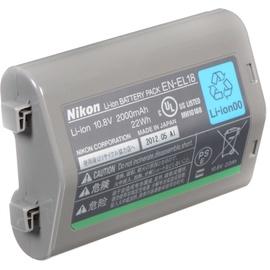 Аккумулятор Nikon EN-EL18, Li-ion, 2000 мАч