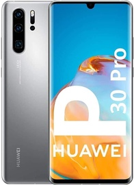 Mobilais telefons Huawei P30 Pro New Edition Silver Frost, 256 GB