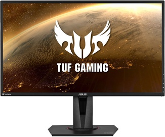 "Monitors Asus TUF Gaming VG27BQ, 27"", 0.4 ms"
