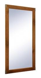 Spogulis Black Red White Indiana Sutter Oak, stiprināms, 50x100 cm