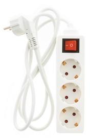 Okko Power Strip 3 Outlet 250V 16A 1.5m