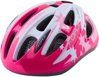Force Lark Helmet Pink/White M