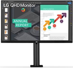 """Monitors LG 27QN880-B, 27"""", 5 ms"""