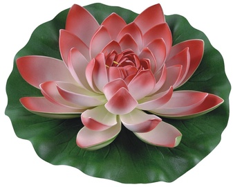 Greenmill Water Lily 28cm Red
