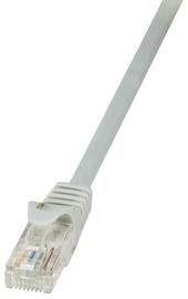 LogiLink CAT 6 U/UTP Cable Grey 10m