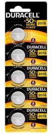 Батарейка Duracell CR2032, CR2032, 3 В, 5 шт.