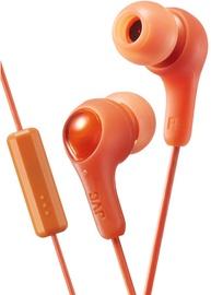 Наушники JVC HA-FX7M in-ear, oранжевый