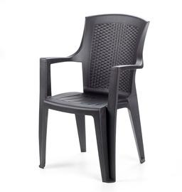 Home4You Chair King Black