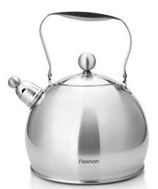 Fissman Adele Whistling Kettle 3.5l Stainless Steel