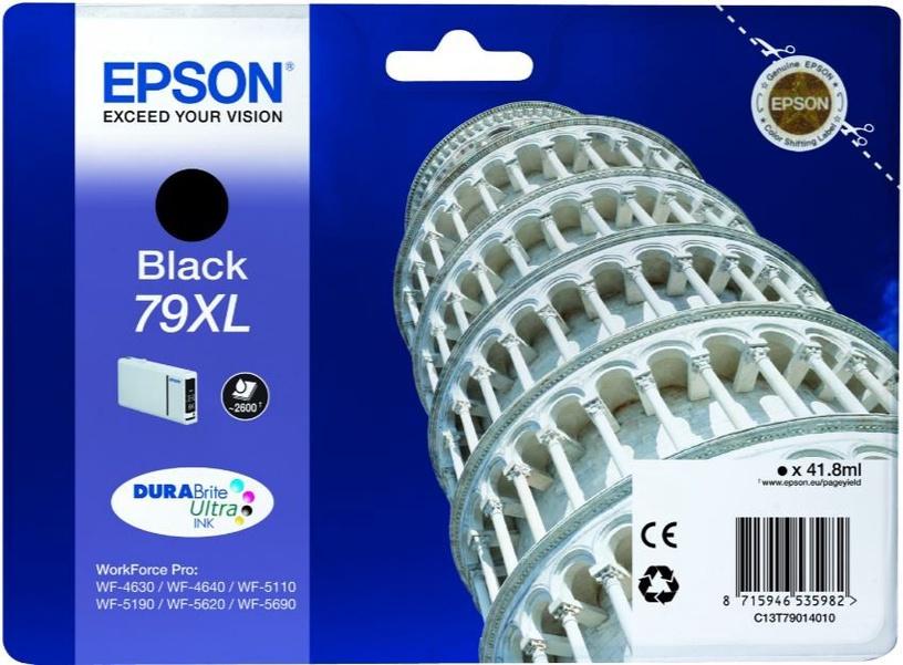 Epson T7901 Ink Cartridge Black
