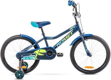 Детский велосипед Romet Tom 10'' 20'' Blue/Green