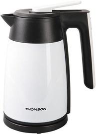 Elektriskā tējkanna Thomson THKE09109W, 1.7 l