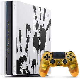 Sony PlayStation 4 (PS4) Pro 1TB Death Stranding Limited Edition