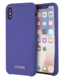 Guess Hard Back Case For Apple iPhone X/XS Violet