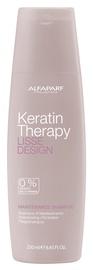 Alfaparf Keratin Therapy Lisse Design Maintenance Shampoo 250ml
