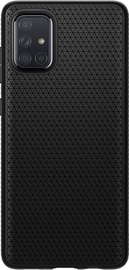 Spigen Liquid Air Back Case For Samsung Galaxy A51 Matte Black