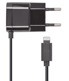 Forever Apple Lightning Wall Charger Black