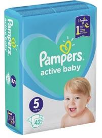 Autiņbiksītes Pampers Active Baby-Dry, 5, 42 gab.