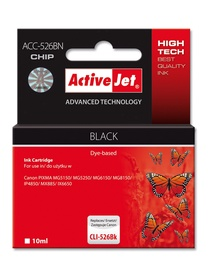 Action ActiveJet ACC-526BN Black