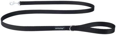 Siksna Amiplay Basic, melna, 1.5 m