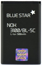 BlueStar Battery For Nokia 3110c/2700C/X2-01/X2-05 Li-Ion 900mAh Analog