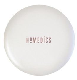 Kosmētiskais spogulis Homedics Pretty & Powerful MIR-150CG White, ar gaismu, stiprināms, 12x9 cm