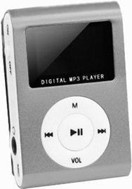 Mūzikas atskaņotājs Setty Super Compact GSM014535, pelēka, - GB