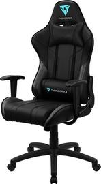 Spēļu krēsls Thunder X3 EC3, melna
