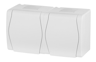 Elektro-Plast Hermes 2 1025-00 White