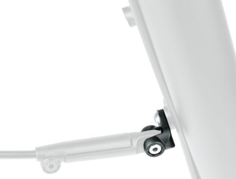 SKS Suntour/Rockshox Angled Fork Fender Adaptor