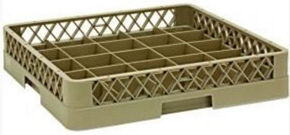 Stalgast Dishwashing Basket 25 slots