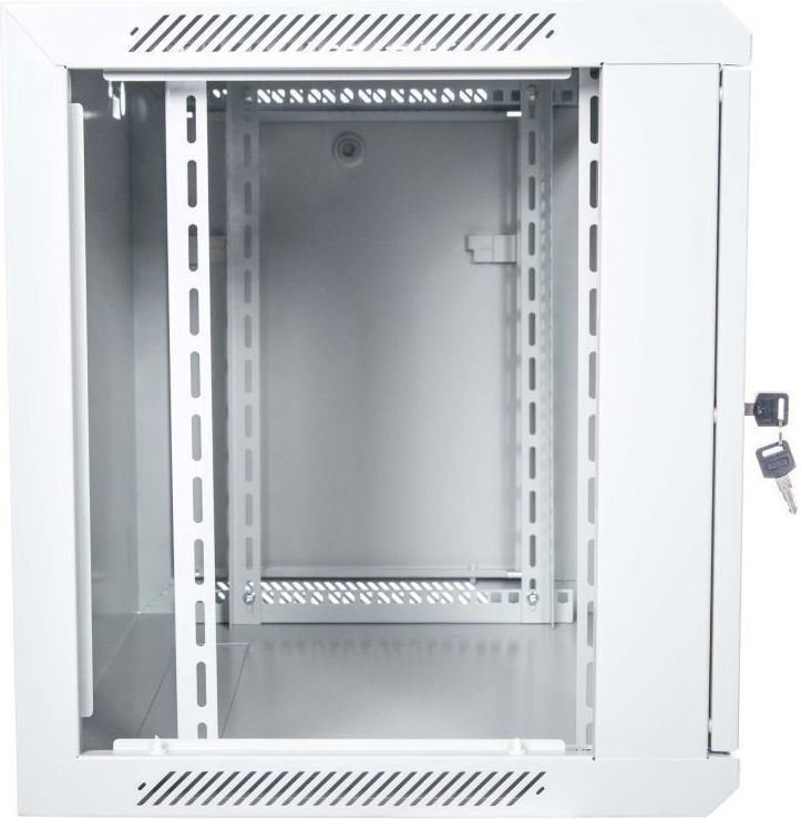 "Digitus Wallmount Cabinet 19"" 12U/600x600mm Grey"