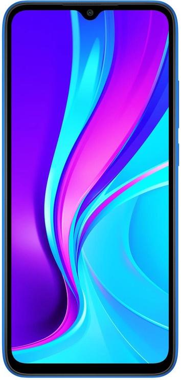 Mobilais telefons Xiaomi Redmi 9C, zila, 3GB/64GB