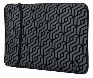 """HP Notebook Reversible Sleeve 15.6"""" Black/Grey"""