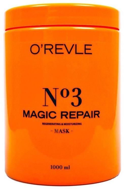 Matu maska O'Revle Magic Repair №3 Moisturising, 1000 ml