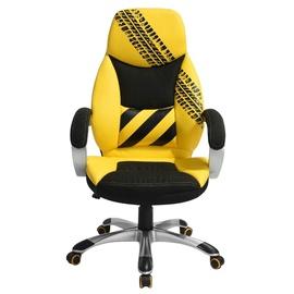 Biroja krēsls Dee Tire Yellow