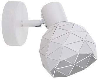 Light Prestige Reus 1 Wall Lamp 40W E14 White