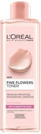 Тоник для лица L´Oreal Paris Fine Flower Toner To Dry & Sensetive Skin, 400 мл