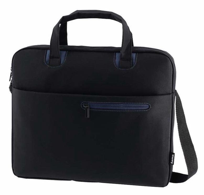 Hama Sydney Notebook Bag 15.6 Black Blue