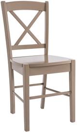 Ēdamistabas krēsls Signal Meble CD-56 Truffle, 1 gab.