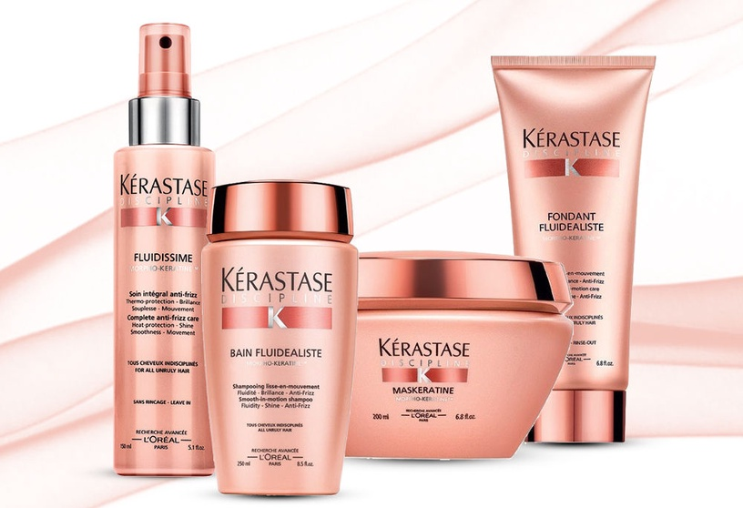 Kerastase Discipline Fluidissime Anti Frizz Care Spray 150ml