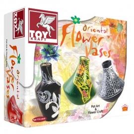 Toy Kraft Oriental Flower Vases 39419