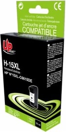 Uprint Cartridge for HP 50ml Black