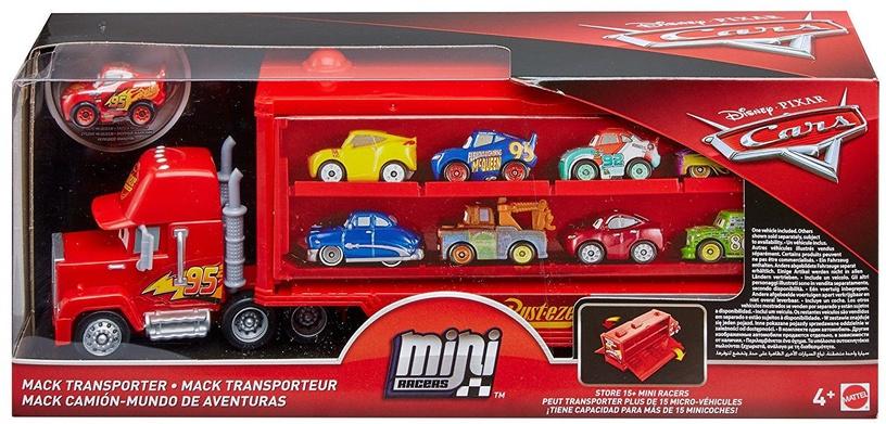 Rotaļlieta mašīna Mattel Disney Cars Mack Transporter Vehicle FLG70