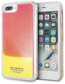 Guess California Glow In The Dark Back Case For Apple iPhone 7 Plus/8 Plus Pink