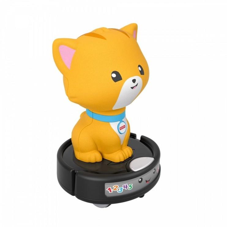 Interaktīva rotaļlieta Fisher Price Laught&Learn GMX70 Cat On A Vacuum