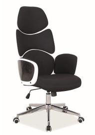 Biroja krēsls Signal Meble Q-888 Black